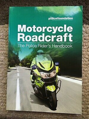 Motorcycle Roadcraft - Police Foundation • 6.99£