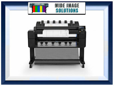 $3599 • Buy Hp T2500 36  Printer Plotter Wideimagesolutions Financing 2 Yr Warranty! paper