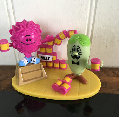 Mr Men Little Miss 2008 Toy Figure Mattel Thiop Collectible N1626 Mr Messy Fussy • 12.99£