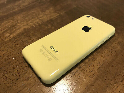 AU33 • Buy Apple IPhone 5c - 32GB - Yellow (Unlocked) A1529 (GSM) (AU Stock)