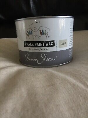 Annie Sloan - CLEAR WAX -Large 500ml Tin Of Clear To Seal Chalk Paint -last One • 20.25£