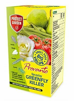£11.09 • Buy Protect Graden Provanto Insecticide Greenfly Killer 30ml