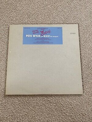 Pete Wylie And WAH! - 10  - The Mongrel Ep - Numbered Limited Edition 1991 • 4£