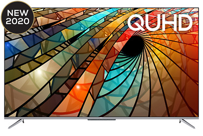 AU575 • Buy TCL 4K HDR 43P715 43  QUHD Smart TV With Dolby Audio/Netflix/YouTube/Stan