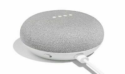 AU18 • Buy Google Home Mini Smart Assistant - White/Grey - Like New Condition- FREE POSTAGE