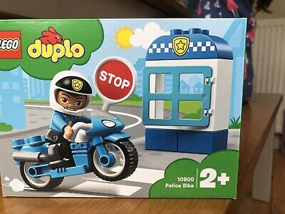 Lego Duplo 10900 Police Bike Set Brand New Sealed • 5£