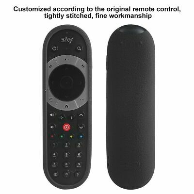£11.94 • Buy Remote Cover Shockproof Protective Case For SKY Q Touch And Non-Touch Remote