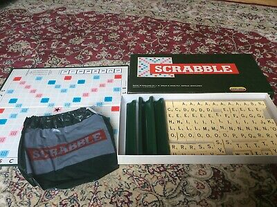 1983 Scrabble Board Game Vgc Complete (h2) Spears Games  • 10£