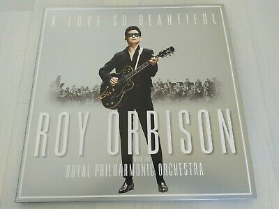 $25.31 • Buy Roy Orbison With The Philharmonic Orchestra Gatefold Vinyl Record Heavyweight...