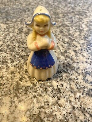 $1.50 • Buy Vintage Ceramic Arts Studio Miniature Dutch Girl Figurine