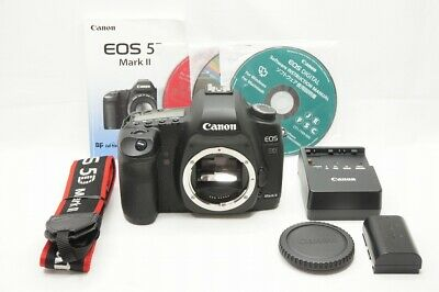 $ CDN720.98 • Buy Canon EOS 5D MARK II 21.1MP Digital SLR Camera Black Body Only #200704l