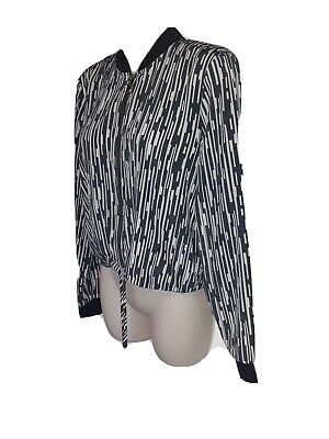 Jacket Size S BY Nappies Zebra Print Summer Eve  • 1.99£