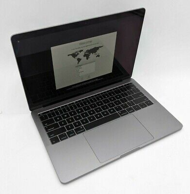 $666 • Buy Apple MacBook Pro 13 Mid-2017 Intel I5 16 GB DDR3 Mac OS 256 GB SSD - TL0411