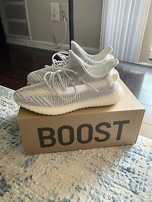 $200 • Buy Mens Adidas Yeezy Boost 350 V2 Static Non Reflective AUTHENTIC VNDS