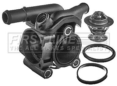 FORD MONDEO Coolant Thermostat 1.8 1.8D 93 To 96 Firstline 6866389 Quality New • 30.42£