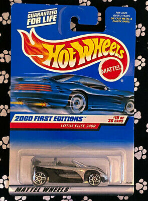 $ CDN1.98 • Buy * Hot Wheels FIRST EDITIONS LOTUS ELISE 340R