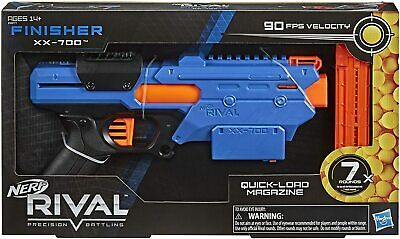 AU54.95 • Buy Nerf Rival Finisher XX-700 Blaster + 7 Rounds Fast Post AUSSIE STOCK IN HAND