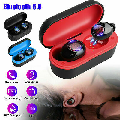 $ CDN21.50 • Buy Bluetooth Earbuds Headset For Earpods IPhone Android Samsung Wireless Earphones