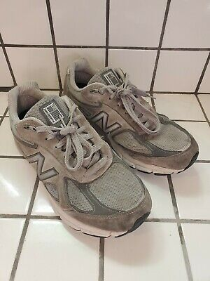 $60 • Buy New Balance 990 V4 Grey Made In USA Stussy Rare Classic Vintage