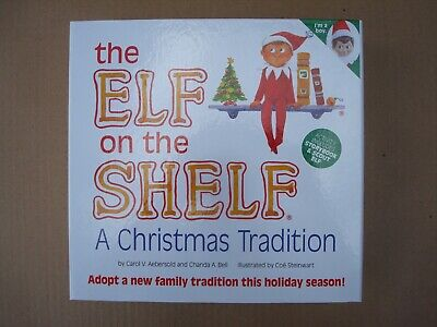 AU28.74 • Buy Elf On The Shelf A Christmas Tradition Blue Eyed Scout Boy *never Opened*