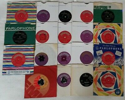 £11.99 • Buy 19 X JIMMY SHAND AND HIS BAND VINYL SINGLES (7 ) JOBLOT