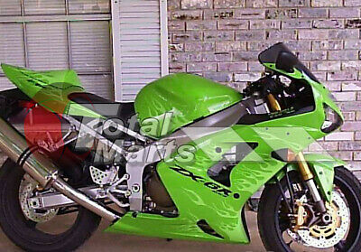 $485 • Buy Fairing For Kawasaki Ninja ZX6R ZX-6R 636 03 04 2003 2004 Injection ABS FC4619