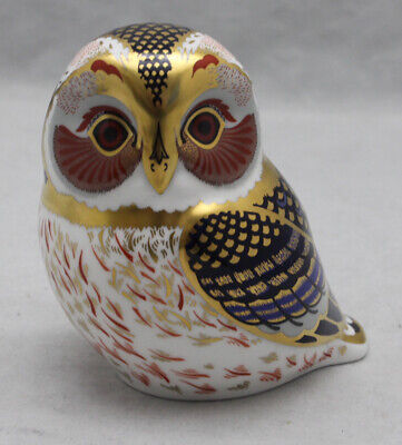 Royal Crown Derby Tawny Owl  Paperweight • 34.99£