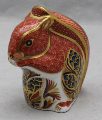 Royal Crown Derby Squirrel Paperweight • 21.20£