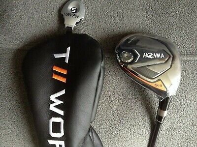 $ CDN174.07 • Buy New Honma Tour World TW747 18* 5 Wood Fairway Honma Vizard 70S Stiff W/HC (H20)