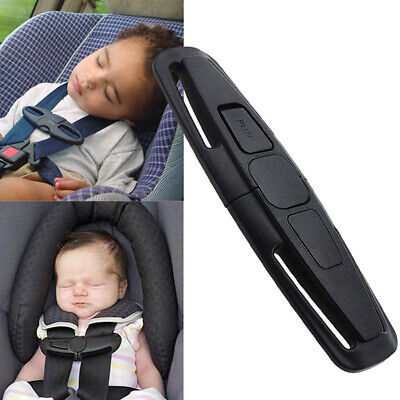 Baby Car Safety Seat Strap Belt Lock Buckle Latch Harness Chest Child Clip Knots • 3.49£