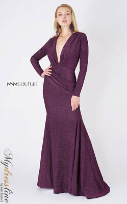 $ CDN529.34 • Buy MNM Couture L0002B Evening Dress ~LOWEST PRICE GUARANTEE~ NEW Authentic