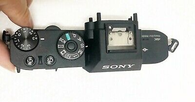 $ CDN75.18 • Buy Original NEW Sony ILCE-7RM2 A7R II Top Cover Case Shell Frame With Dial Button