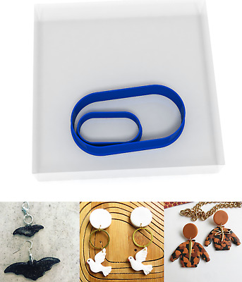 SMALL 3/5CM Pill Polymer Clay Cutter Jewellery Making Kit Craft Drugs  • 3.99£
