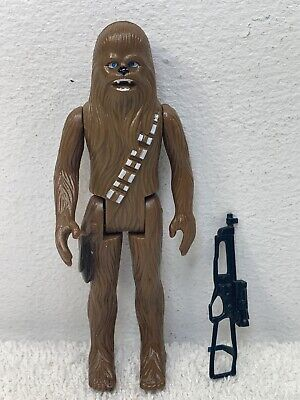$ CDN39.99 • Buy VINTAGE STAR WARS 1977 ACTION FIGURE CHEWBACCA  Complete