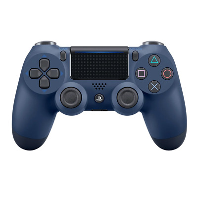 AU97.95 • Buy PlayStation 4 PS4 DualShock 4 Midnight Blue Wireless Controller NEW