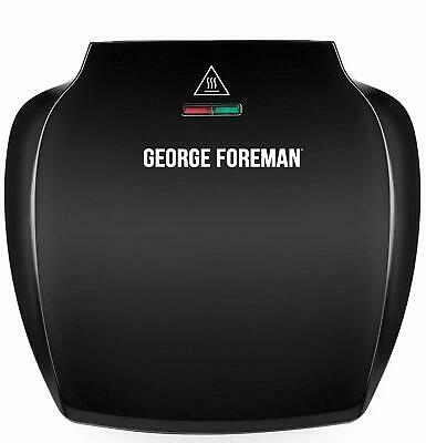 £36.99 • Buy Family 5-Portion Grill George Foreman - Black