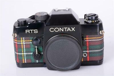 $ CDN510.03 • Buy Contax RTS I Gehäuse Body Leather New / Neue Sonder- Leder 091008