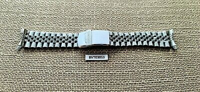 $ CDN49.31 • Buy SEIKO JUBILEE BRACELET 22mm 7S26 SKX007 6309, 7002, WATCH SOLID LINKS #BVT03010