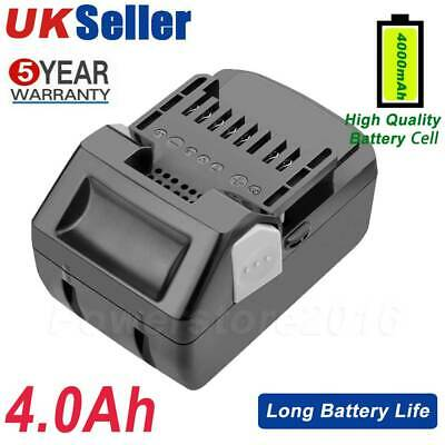 4.0Ah Battery For Hitachi WR18DSDL/L4 18V Impact Wrench 4000mAh Lithium Ion • 22.99£