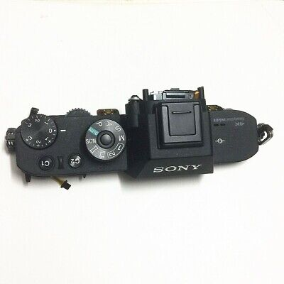 $ CDN203.76 • Buy NEW Sony A7R II ILCE-7RM2 Top Cover Case + Viewfinder Dial Button Switch Flex