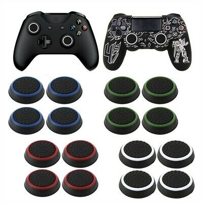 AU4.10 • Buy Cap Controller Accessories Thumb Stick Grip Cover Case For PS3 PS4 XBOX One