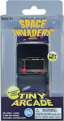 £34.76 • Buy Tiny Arcade: Space Invaders Miniature Arcade Game (Brand New & Sealed)