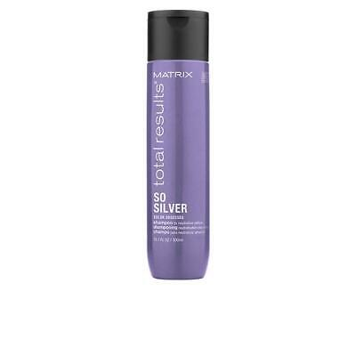 £7.75 • Buy Matrix Total Results Color Obsessed So Silver Shampoo 300ml **UK SELLER**