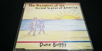 The Presidents Of The United States Of America ‎– Dune Buggy CD Single  • 1.99£