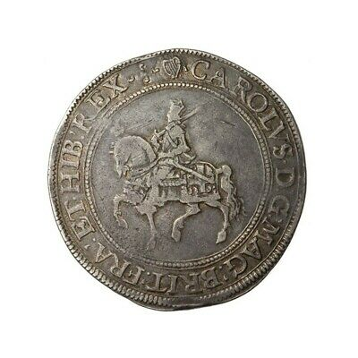 Charles I Silver Crown - H0518 - Hammered British Coins • 2,164.50£