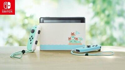 $ CDN666.46 • Buy Nintendo Switch Animal Crossing New Horizons Special Edition