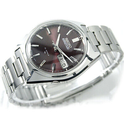$ CDN666.69 • Buy Vintage SEIKO 5 Actus R Automatic Day Date 21 Jewels SR Choco Dial Mens Watch