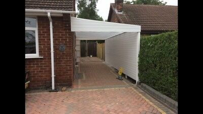 £1800 • Buy Carport Lean To 6000x3100 **FULLY FITTED **