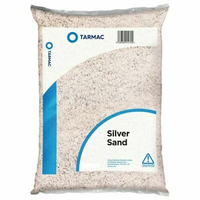 Tarmac Silver Sand Lawn Dressing Compost Paving Sand 20KG • 13£