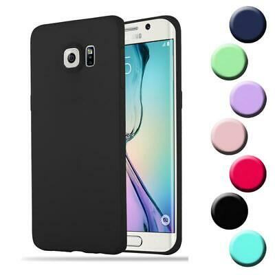 $ CDN8.88 • Buy Silicone Case For Samsung Galaxy S6 EDGE PLUS Shock Proof Cover Candy TPU Bumper